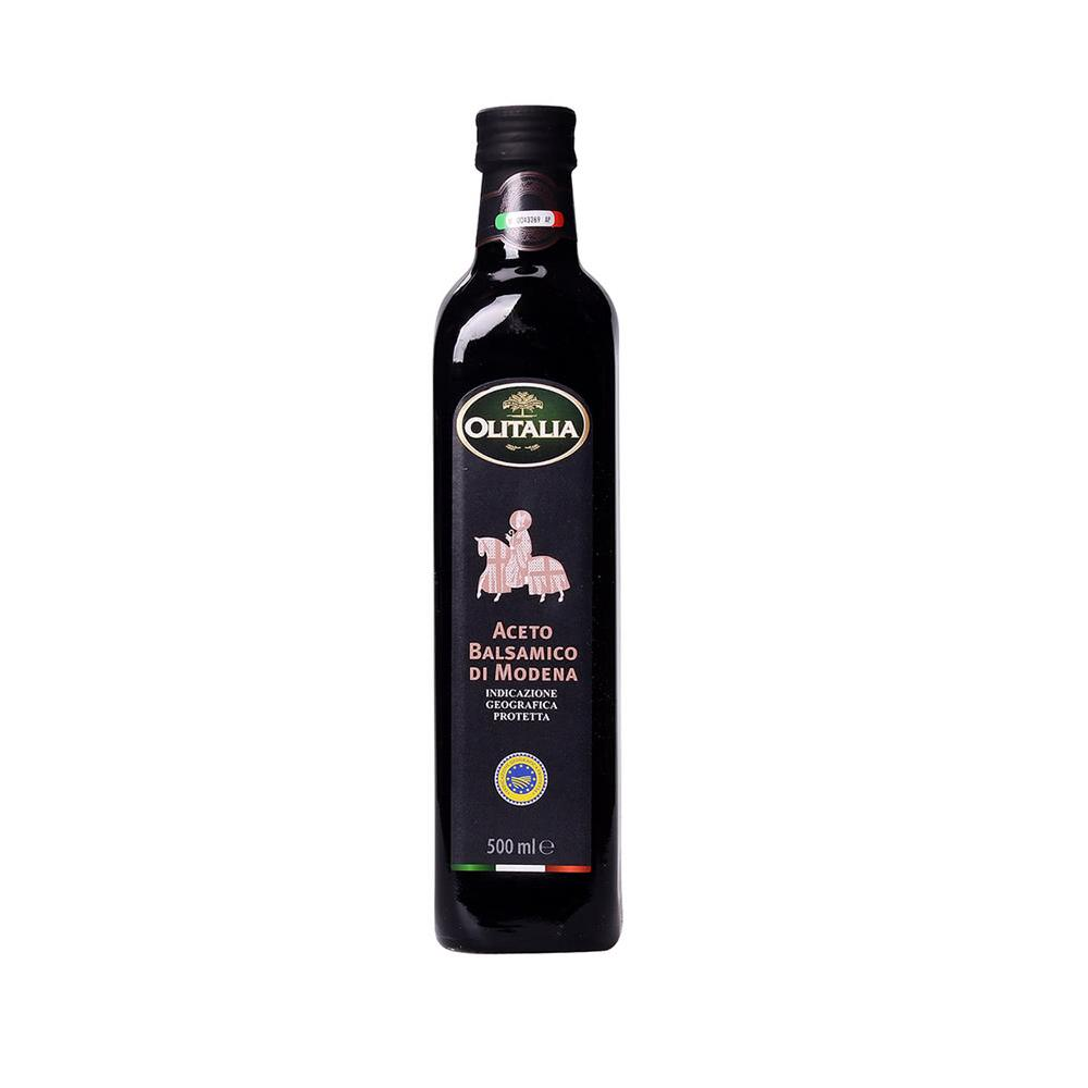 Olitalia Balsamic Vinegar (1 x 500 ML) - Sanadeeg