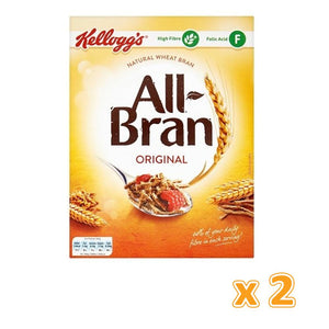 Kellogg's All Bran Orginal (2 X 500 gm)