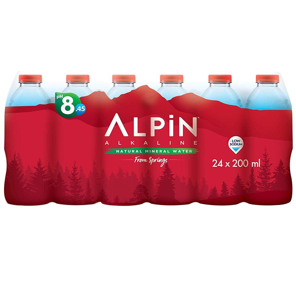Alpin Spring Water 200 ml ( 24 x 200 ml)