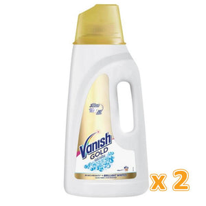 Vanish Gold White Multi Purpose Cleaning Liquid (2 x 1.8 L)