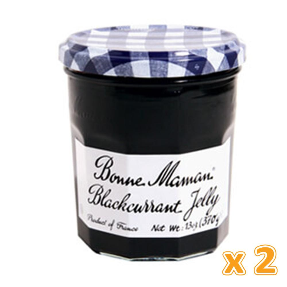 Andros Bonne Maman Black Current Jelly (2 x 370 Gm) - Sanadeeg