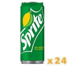 Sprite Regural Can (24 x 330 ml)