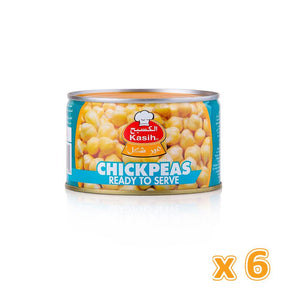 Kasih Chick Peas ( 6 X 500 Gm )
