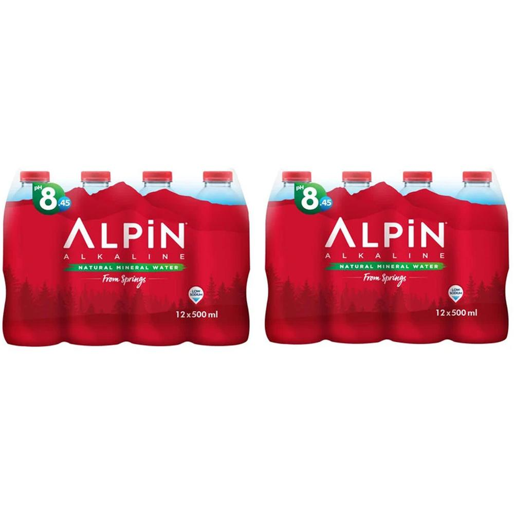 Alpin Spring Water 500 ml ( 24 x 500 ml)