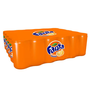 Fanta Orange Can (30 x 150 ml) - Sanadeeg