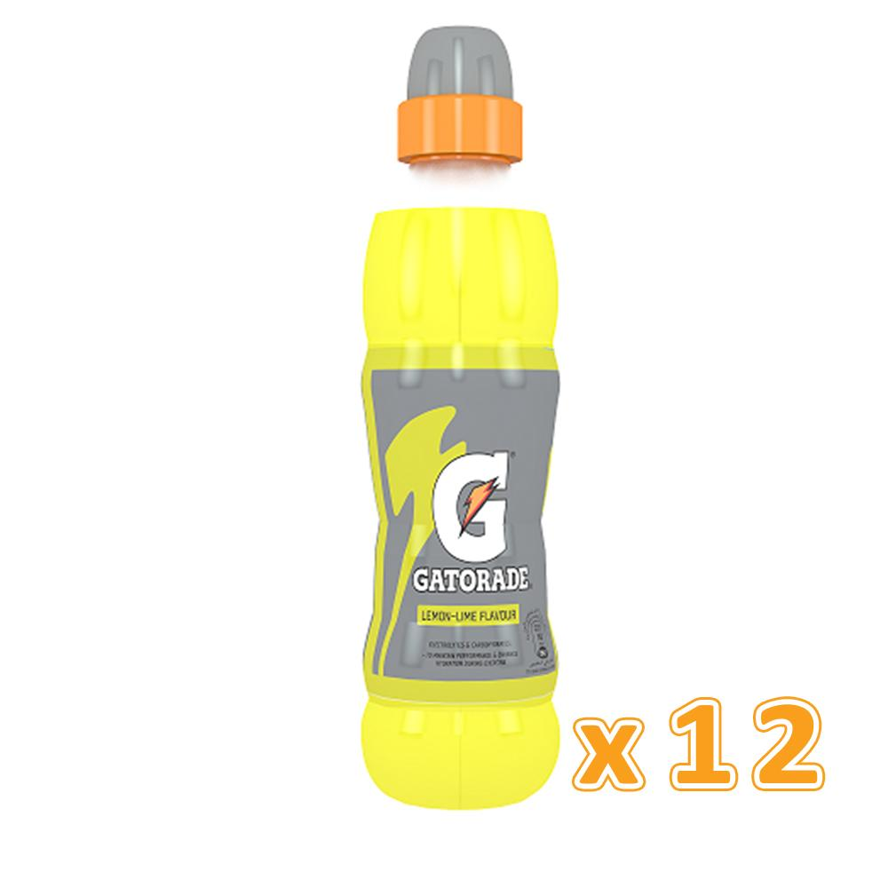 Gatorade Lemon Lime Bottle (12 x 500 ml)