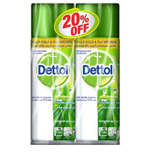 Dettol Disinfectant Spray - Morning Dew (2 X 450 ml)