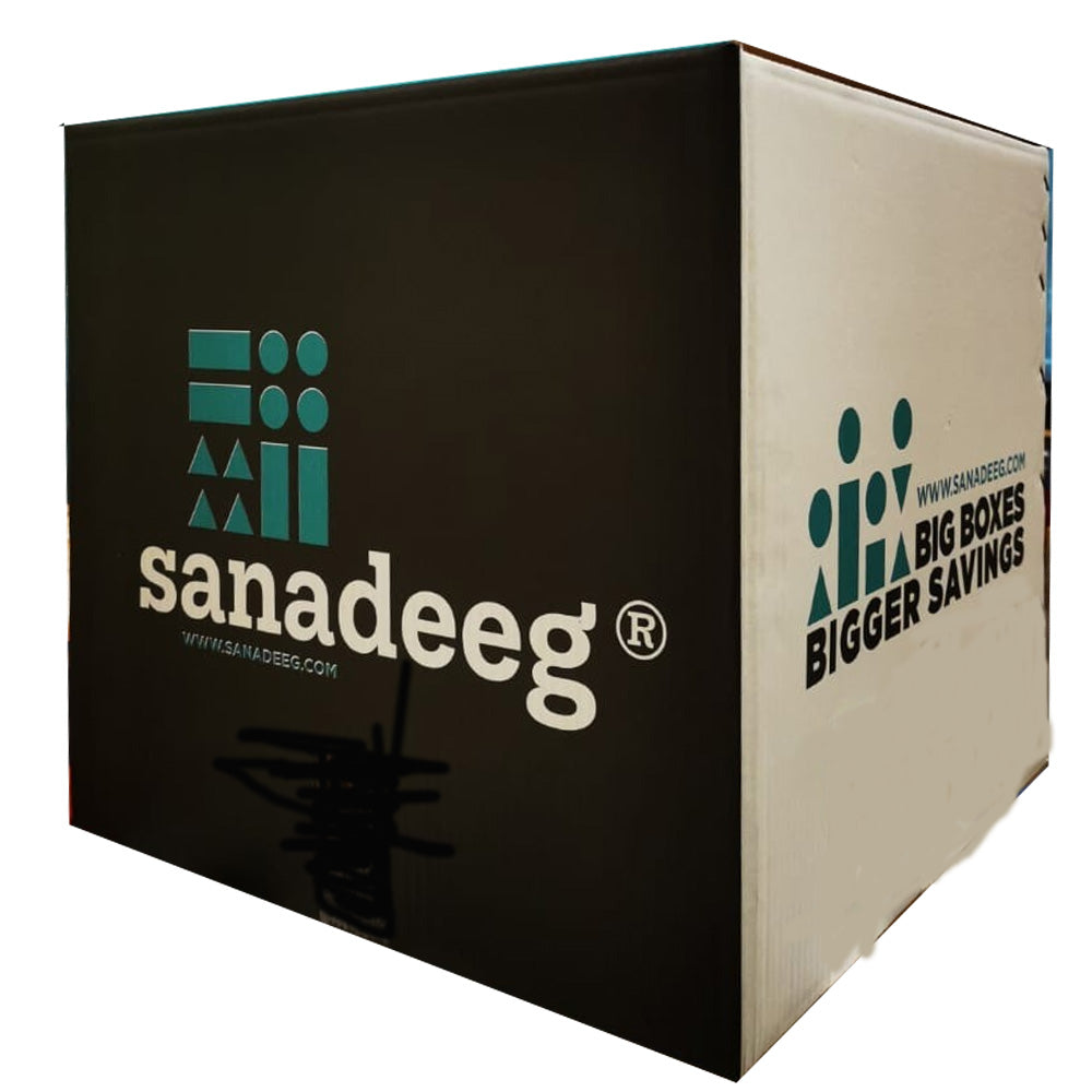 Sanadeeg Empty Medium Size Box (5Plys)
