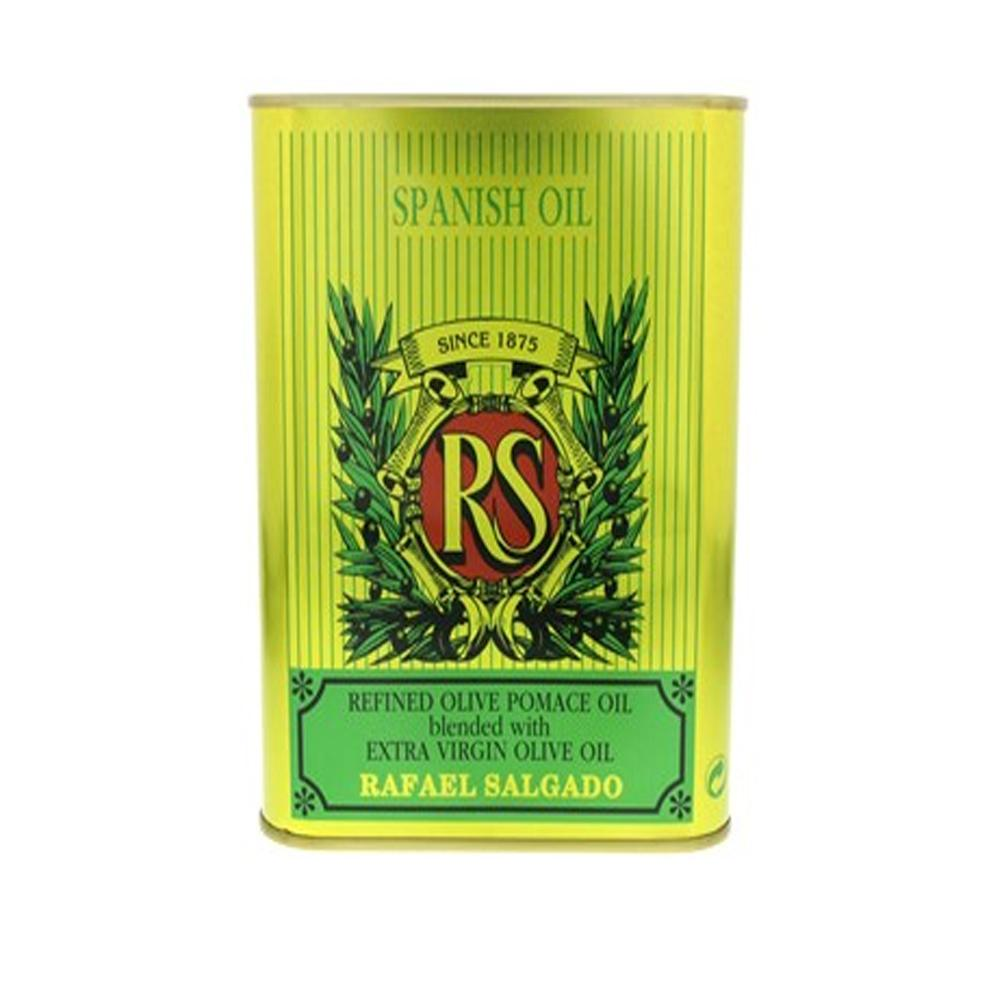 RS Spanish Pomace Oil blended with Extra Virgin Olive Oil (4 L) - Sanadeeg