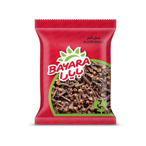Bayara Cloves Whole (100 Gm) - Sanadeeg