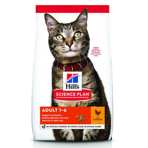 HILLS Science Plan Adult Cat w/Chicken