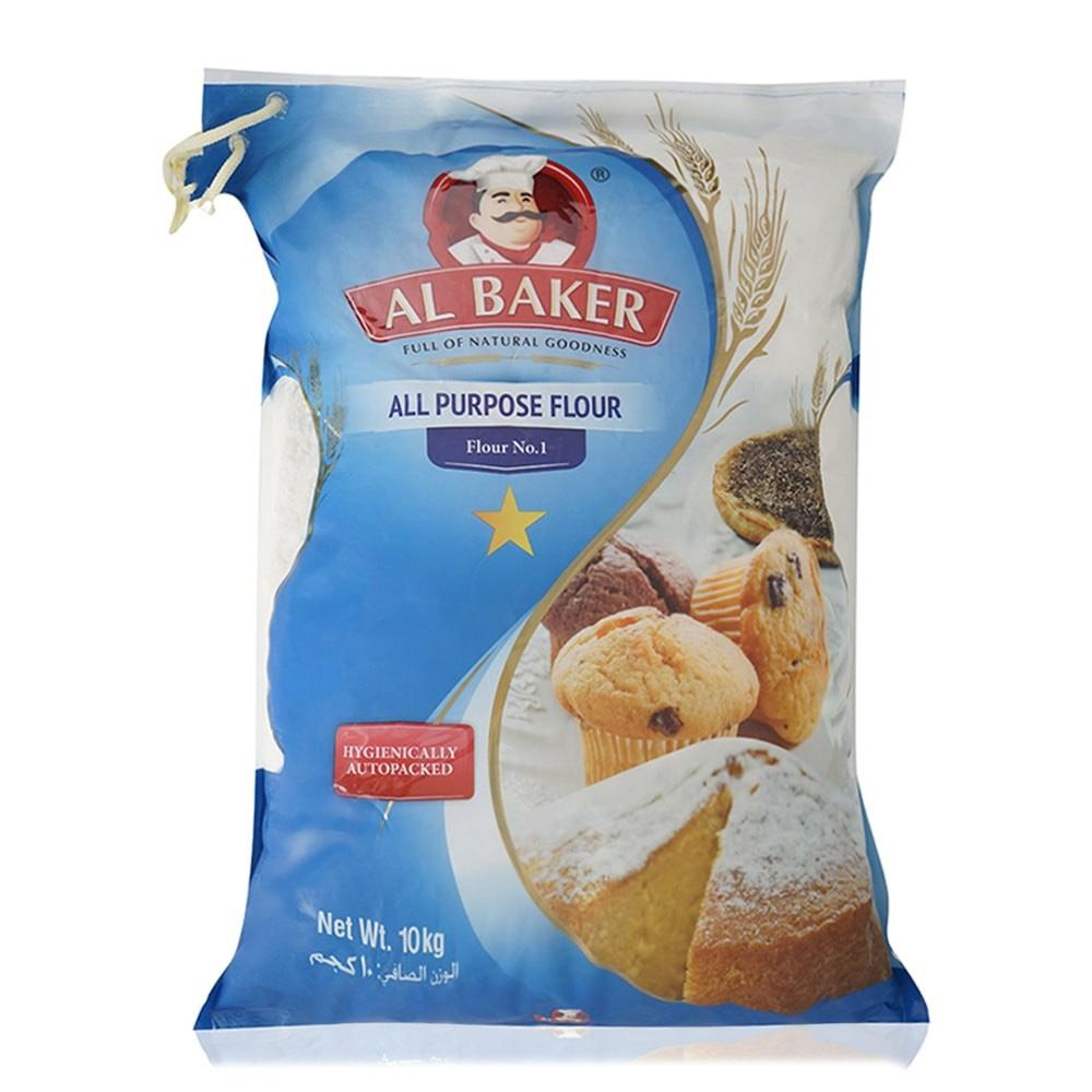 Al Baker All Purpose Flour (10 KG)