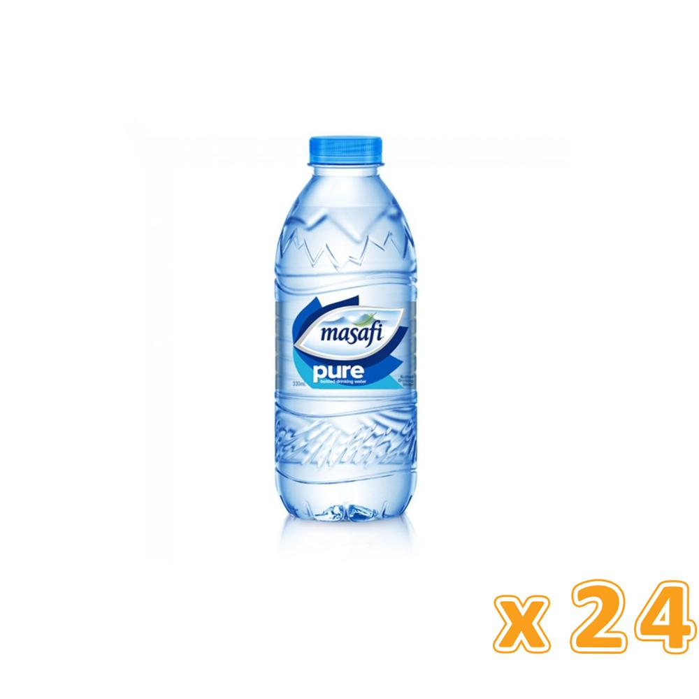 Masafi Bottled Drinking Water (24 x 330 ml)