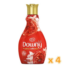 Downy Perfume Collection Concentrate Feel Energized (4 x 1.38 L) - Sanadeeg
