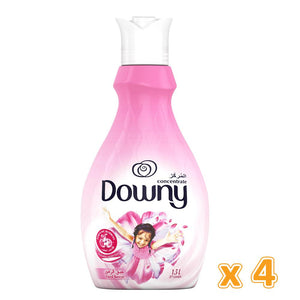 Downy Concentrate Floral Breeze (4 x 1.5 L) - Sanadeeg