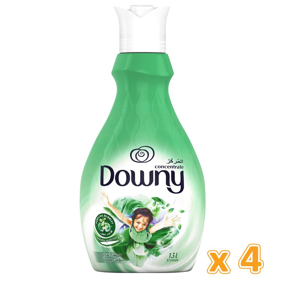 Downy Concentrate Dream Garden (4 x 1.5 L) - Sanadeeg