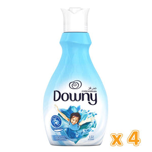 Downy Concentrate Valley Dew ( 4 x 1.5 L) - Sanadeeg