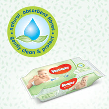 HUGGIES BABY WIPES ALOE (3 x 56 Sheets) - Sanadeeg