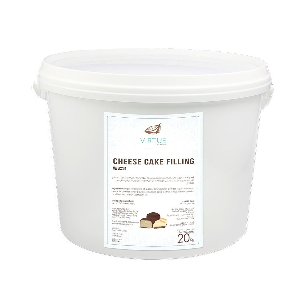 Virtue Cheese Cake Filling (5 KG)