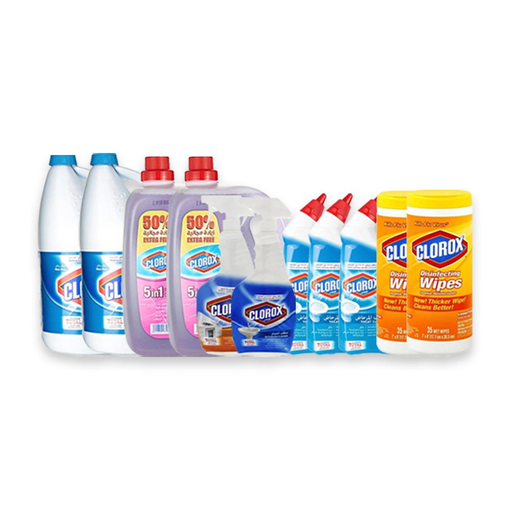 Cleaning Supplies Super Saver Bundle  !!!