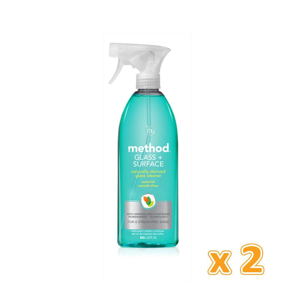 Method Glass Cleaning Spray (2 x 828 ML) - Sanadeeg