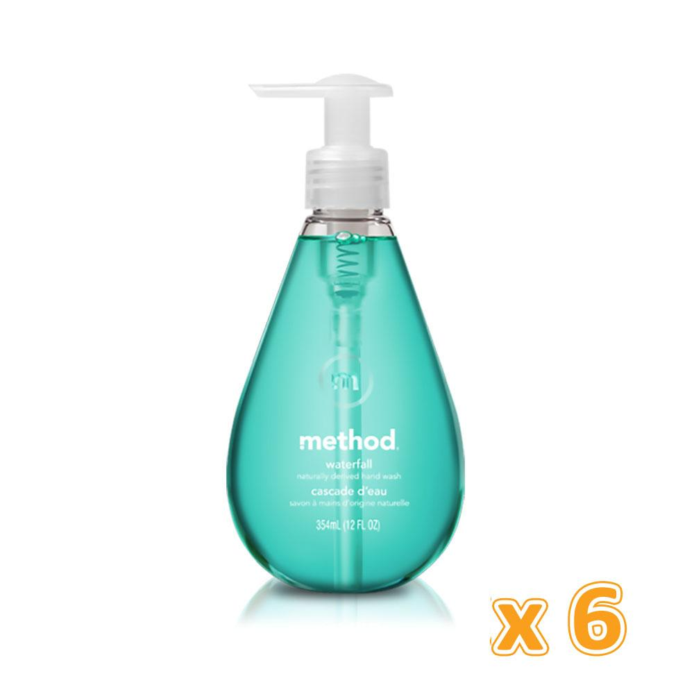 Method Hand Soap Waterfall (6 x 354 ML) - Sanadeeg