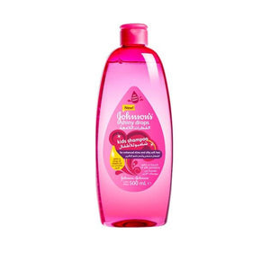 Johnson's Shiny Drops Kids Shampoo 500 ml - Sanadeeg