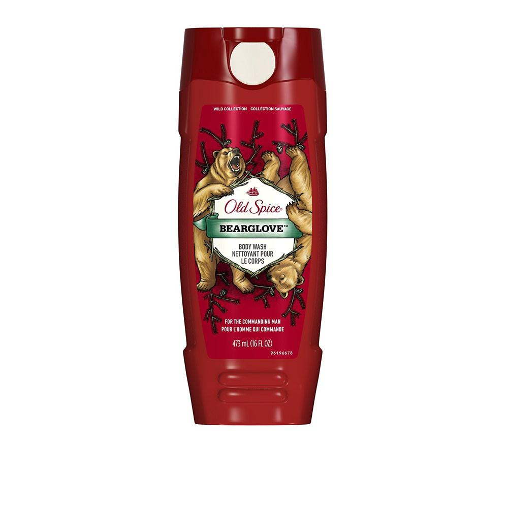 Old Spice Bearglove Shower Gel 478ML - Sanadeeg