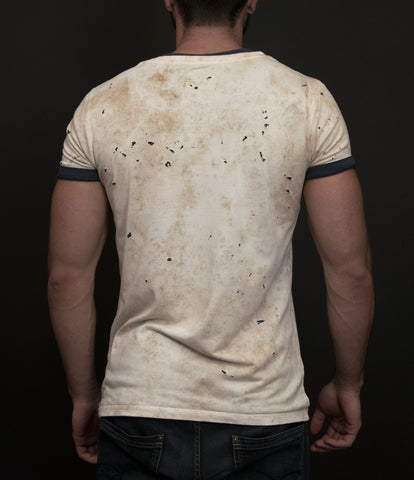 VERNO T-shirt, double layered, matured in the ground