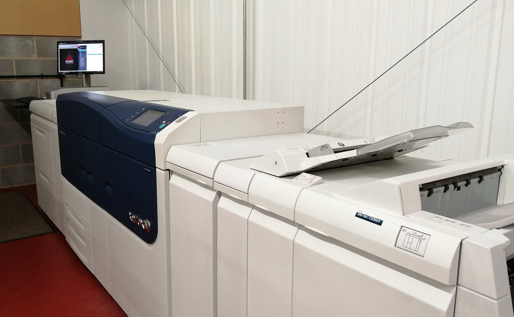 New technology for even faster booklet & brochure printing in Bolton!