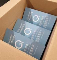 Printed Leaflets and Flyers - Quakers Portfolio
