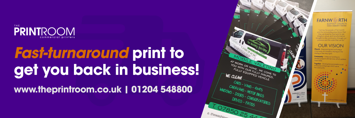 fast turnaround print for your business!