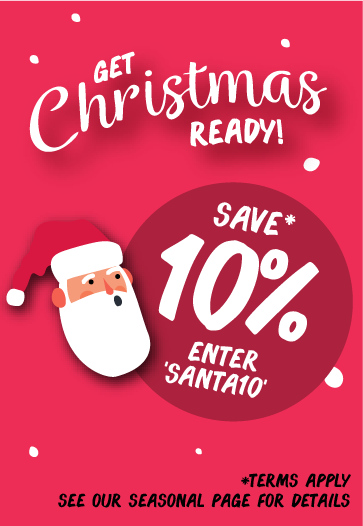 10% off your first Seasonal Order