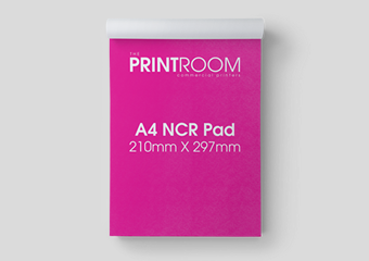 NCR/Carbonless Glued Pads