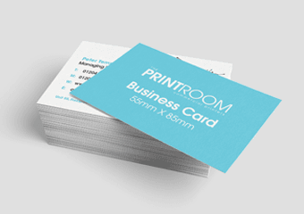 Business Cards (Matt Laminated) image 1