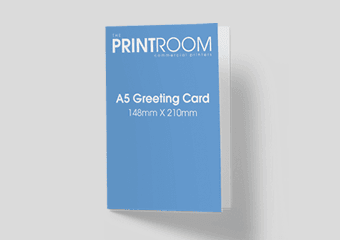 A5 Greeting Card Printing Services