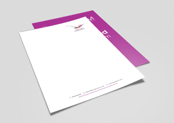 A4 Letterhead Printing Service for Bolton