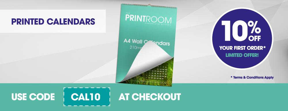 10% off Printed Booklets and Brochures