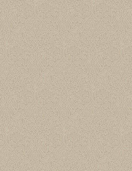 35314 Floriana Texture is a beautiful Taupe Textured Vinyl Wallpaper from Holden Decor