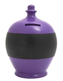 Blackboard Money Pot Purple - BB1
