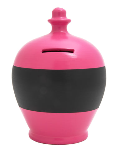 Terramundi Money Pot Blackboard in Fuscia Pink - BB2