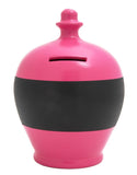 Terramundi Money Pot EXPRESS Blackboard Fuscia Pink - EXBB2