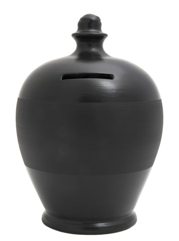 Terramundi Money Pot Blackboard in Black - BB21
