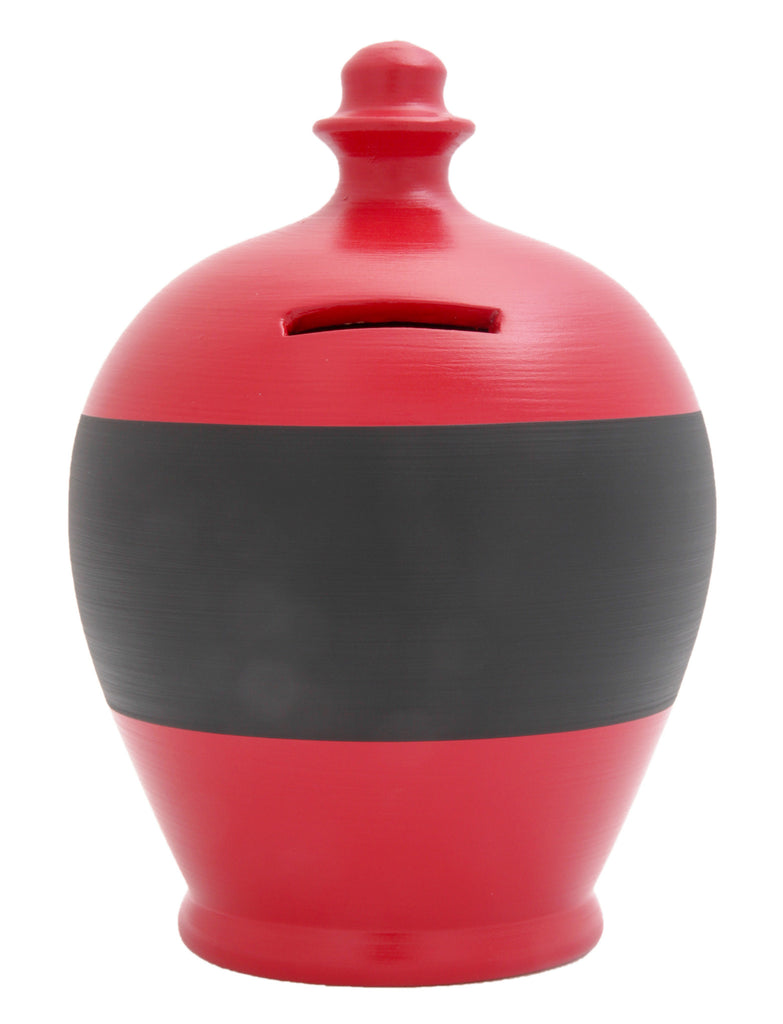 Blackboard Money Pot Red - BB7