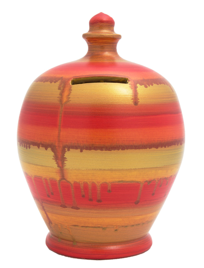 EXPRESS Slick Money Pot Yellow, Orange and Gold - EXD19
