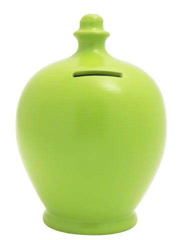 Lime Money Pot - P15