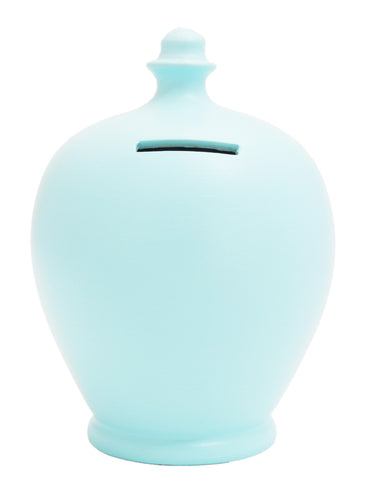 Baby Blue Money Pot - P20