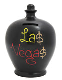 EXPRESS 'Las Vegas' Money Pot Black - EXS55