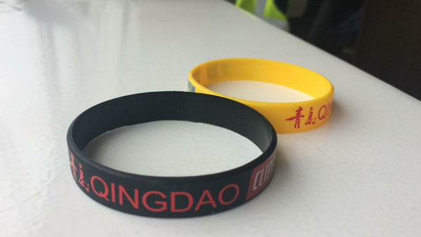 Clipper Qingdao Wristbands