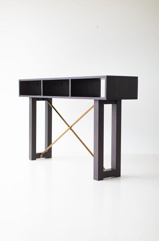 Modern-Console-Table-Black-Brass-10